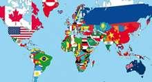 Ödüllü Test: Ülke Bayraklarına Ne Kadar Hakimsin?
