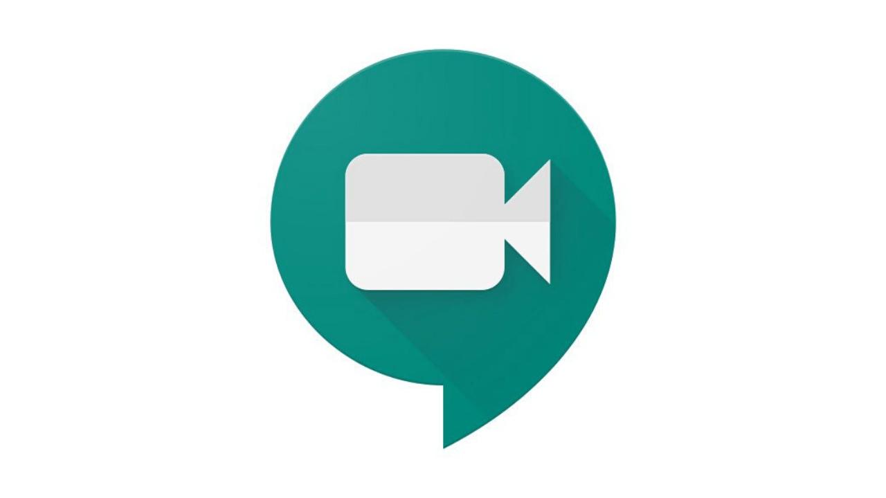 Google Meet ürününün logosu