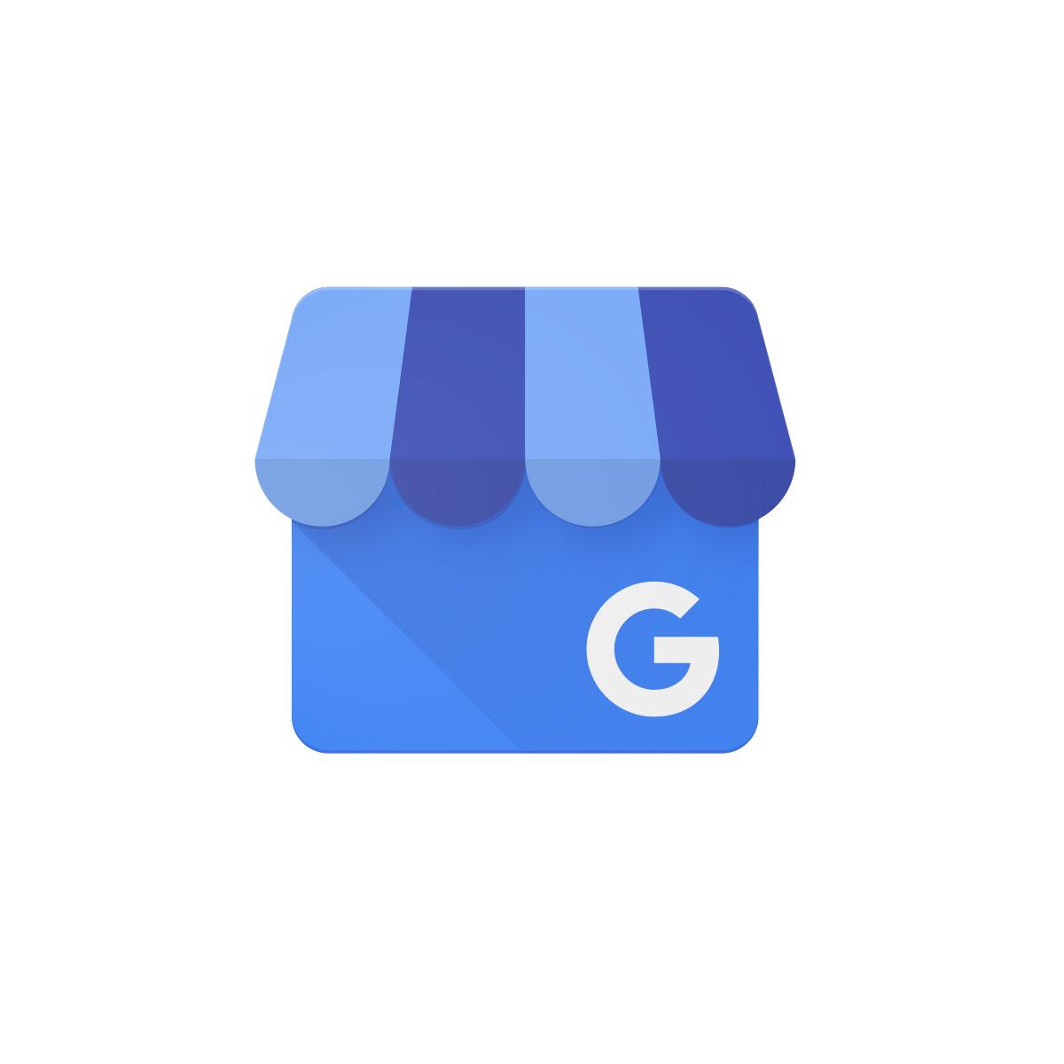 Google My Business ürününün logosu