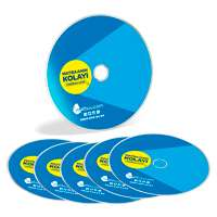 CD - DVD Sticker